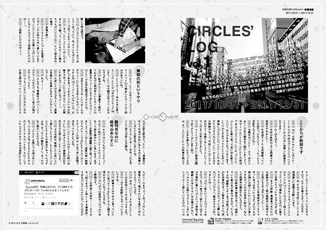 『CIRCLES' LOG vol.0+1+2』サンプルイメージ(4/6)